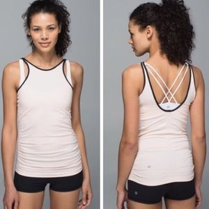 Lululemon In The Flow Tank Top